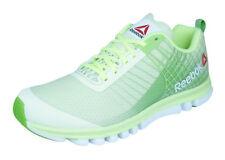 Scarpe sportive da donna verdi traspiranti