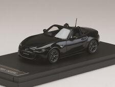 Mark43 Pm4346Bk 1:43 Mazda Roadster Nd5Rc Jet Black Mica model cars