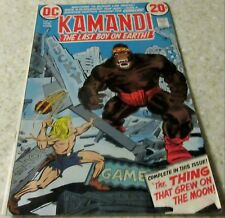 1973 JACK KIRBY ART NM- Kamandi 9 9.2 file copy 50/% off Price Guide!