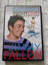 SATURDAY NIGHT LIVE - BEST OF JIMMY FALLON - DVD, R-1, LIKE NEW, FREE POSTAGE