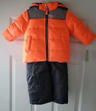 NWT Kids Boys Carters Mid-Weight Coat Jacket SZ 12 Months