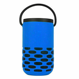 For Home Portable Speaker Silicone Storage Bag Case Cover Waterproof Shell Skin