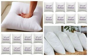 Top Quality PUMPED HOLLOWFIBER Cushion Fillers/Inner Inserts/Pads/Scatter/Pillow