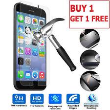 100% Genuine TEMPERED VETRO 9 H HD Trasparente Protezione Schermo Per iPhone 6 6 Splus PLUS