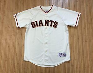 Majestic Giants Brandon Belt San Francisco Giants Jersey size L