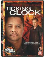 Ticking Clock [DVD] Cuba Gooding Junior Movie Gift Idea - NEW -