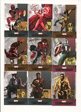 Marvel Beginnings Series 3  Complete Set ( 180 Cards )
