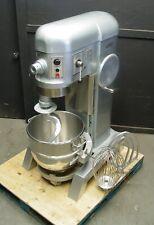 Hobart H600t Dough Mixer Pizza Bakery 60 Qt 2 Hp Single Phase 230