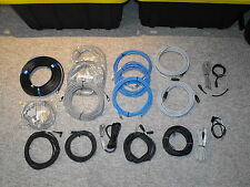 20 ASSORTED FURUNO DATA, NETWORK, NMEA2000, NAVNET, GPS, POWER, ETC CABLE LOT!!!