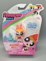 NEW, Powerpuff Girls BLOSSOM Cartoon Network Action Figure Doll - Read Descrip.