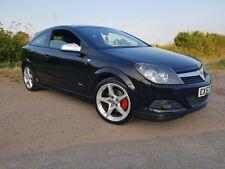 Vauxhall Astra 1.9 CDti SRI 150BHP 6 speed 2007 Black 3 door low mileage diesel