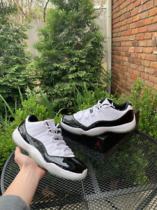 Nike Air Jordan 11 Retro Low Concord 528895-153 Size 11.5