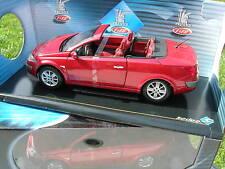 SOLIDO 1/18 RENAULT MEGANE CC Coupé cabriolet 2,00 16V LUXE PRIVILEGE Rouge feu