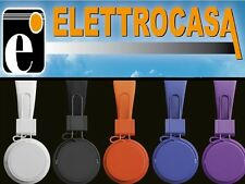 CUFFIE HEADPHONE CON MICROFONO HAIGER