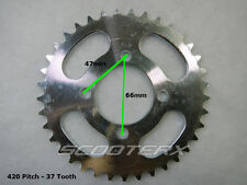 ScooterX Sprocket 420 Pitch 37 Tooth 150cc - 250cc ATV Quad 4 wheeler 4 hole