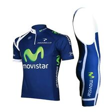 MOVISTAR TEAM - SET - Gr. - S, M, L, XL,XXL -- NEU -  @@@@@@@@@