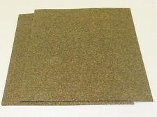 Nitrile Bonded Cork sheet 3mmthk  200mm x 100mm