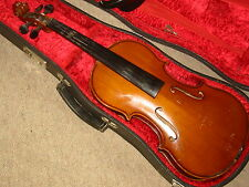 Nicely flamed  old Violin , violon,