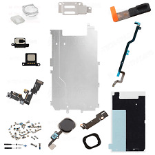FULL LCD DISPLAY 12PC REPAIR PARTS FOR IPHONE 6 4.7 HOME BUTTON CAMERA SPEAKER B