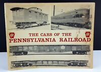 The Cars of The Pennsylvania Railroad Wayner Publications