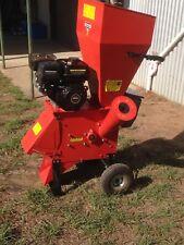 Parklander FYS 76 shredder petrol motor