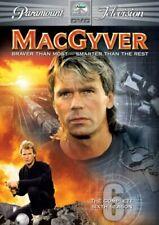 Macgyver Season 6 New Sealed 6 Dvd Set