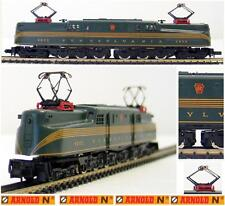 ARNOLD 0275 VINTAGE ELECTRIC LOCOMOTIVE GG1 PENNSYLVANIA R.R. N.4829 BOX SCALA-N