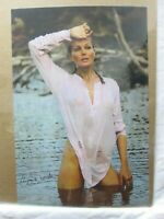 BO DEREK VINTAGE POSTER BAR GARAGE MAN CAVE HOT GIRL 1979 CNG588