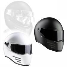 Fighter Bandit fibra de vidrio motocicleta Casco Streetfighter Mad Max ECE examinado 22-05