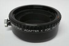 Pentax 38455 Adapter K for 645 Lens  B-Ware vom Fachhändler Objektivadapter