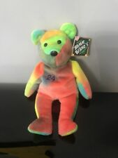 Bamm Beano's Ken Griffey JR  collectible plush bear #24