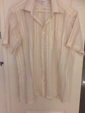 New Mens Summer Shirt Size L