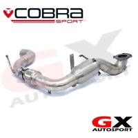 FD105 Cobra sport Ford Fiesta Mk8 1.0T EcoBoost ST Line 17> Decat Pipe