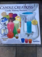 Innovations Candle Creations Candle Making Machine Kit Model  Open Box