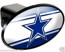 """NFL Dallas Cowboys Trailer Hitch Cover Towing 2"""" Receiver New Free Shipping USA"""