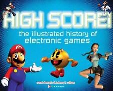 High Score! The Illustrated History of Electronic Games-ExLibrary