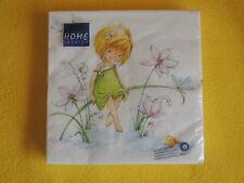 20 Servietten Prinzessin MY PRINCESS Schmetterlinge 1 Packung OVP MAKI Schloss