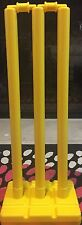 Plastic Stumps + 2 Bails (Beach/Backyard Cricket Stumps) + AU Stock + Free Ship