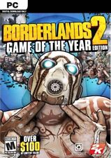 Borderlands 2 Game Of The Year Edition (GOTY) PC Steam [KEY ONLY!] FAST Delivery