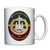 The Dorsetshire Regiment -  Personalised Mug