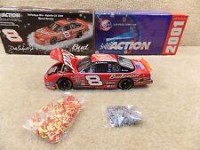 New 2001 Action 1:24 Diecast NASCAR Earnhardt Jr Budweiser Raced Win Talladega