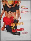 Affiche 40 JOURS ET 40 NUITS 40 days and 40 nights JOSH HARTNETT 40x60cm