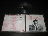 Nat King Cole CD The Unforgettable