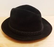 685822bde73 Fedora Trilby Vintage Hats for Men 7 1 8 Size