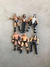 Wwe Wrestling Figures Collection Bundle Divas