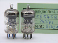 Tube upgrade for Little dot amplifier: 6J1 becomes 5654 Philips SQ military tube