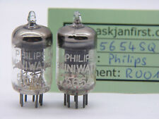 Tube upgrade for Little dot amplifier: 6J1 becomes 5654 Philips SQ military tube