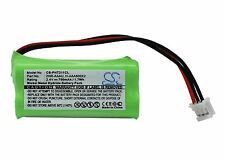 Quality replacement battery for Philips 2HR-AAAU 700mAh CE