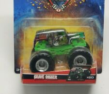 Hot wheels 2006 GRAVE DIGGER Monster Jam Truck #20