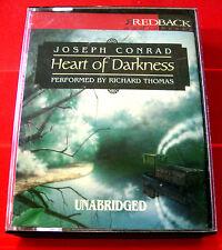 Joseph Conrad Heart Of Darkness 4-Tape UNABRIDGED Audio Book Richard Thomas